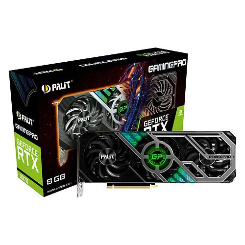 Palit GeForce RTX 3070 GamingPro (LHR) pas cher