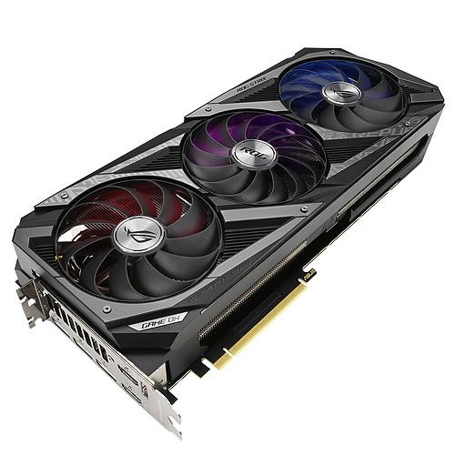 ASUS GeForce ROG STRIX RTX 3070 8G GAMING pas cher