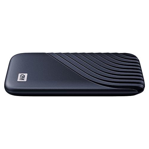 WD My Passport SSD 500 Go USB 3.1 - Bleu pas cher