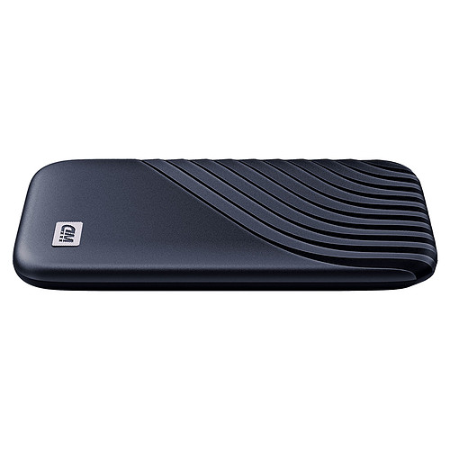 WD My Passport SSD 1 To USB 3.1 - Bleu pas cher