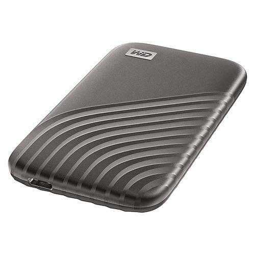 WD My Passport SSD 500 Go USB 3.1 - Gris pas cher