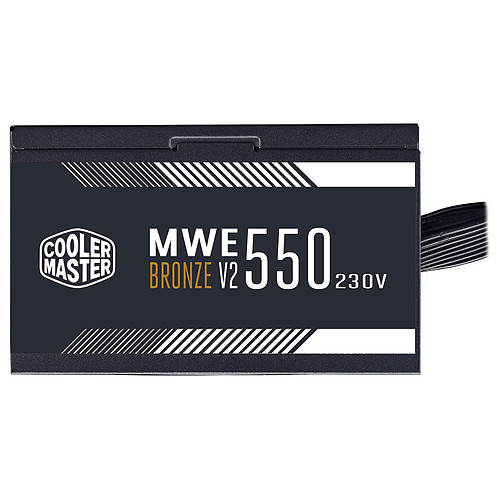 Cooler Master MWE Bronze 550W V2 pas cher