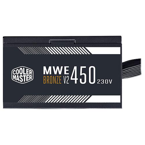 Cooler Master MWE Bronze 450W V2 pas cher