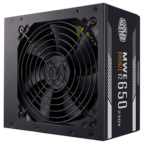 Cooler Master MWE Bronze 650W V2 pas cher