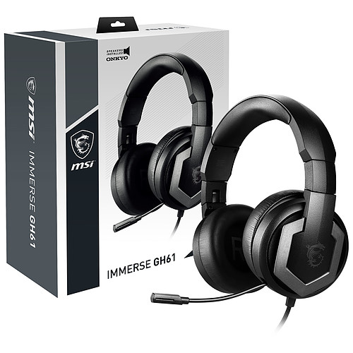 MSI Immerse GH61 pas cher
