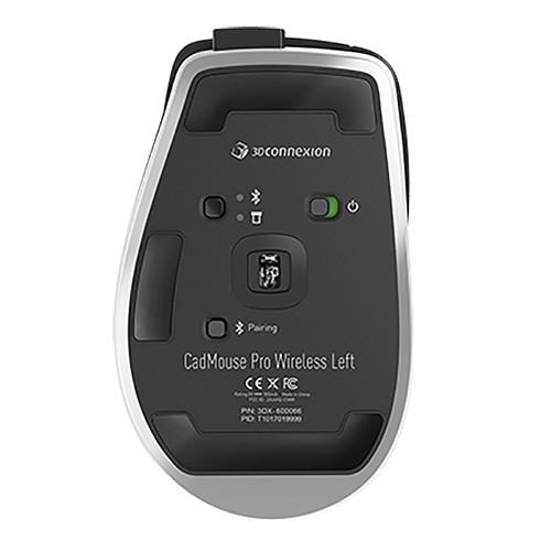3Dconnexion CadMouse Pro Wireless Left pas cher