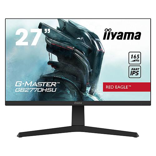 "iiyama 27"" LED - G-Master GB2770HSU-B1 Red Eagle pas cher"