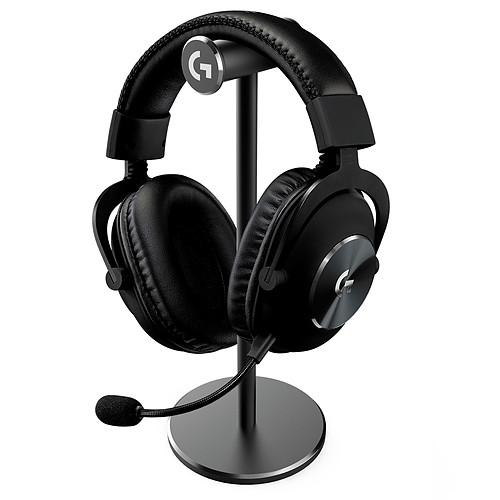 Logitech G Pro X Gaming Headset Noir + Stand pas cher