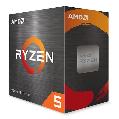 AMD Ryzen 5 5600X Wraith Stealth (3.7 GHz / 4.6 GHz) pas cher