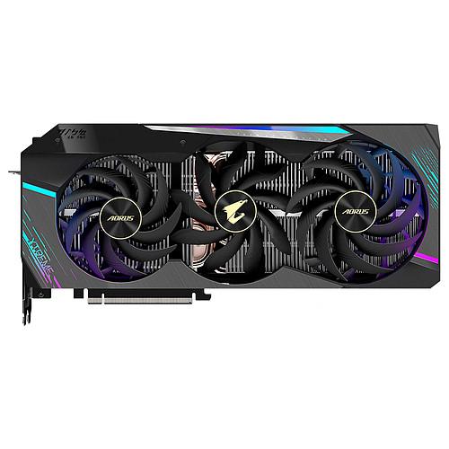 Gigabyte AORUS GeForce RTX 3080 XTREME 10G (rev. 2.0) (LHR) pas cher