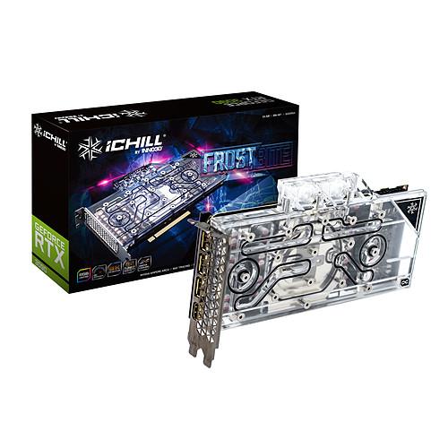 INNO3D GeForce RTX 3090 ICHILL FROSTBITE pas cher