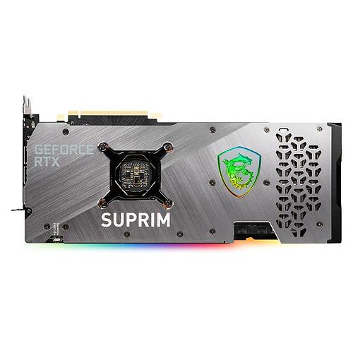 MSI GeForce RTX 3070 SUPRIM 8G pas cher