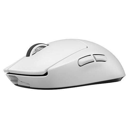 Logitech Wireless Gaming Pro X Superlight (Blanc) pas cher