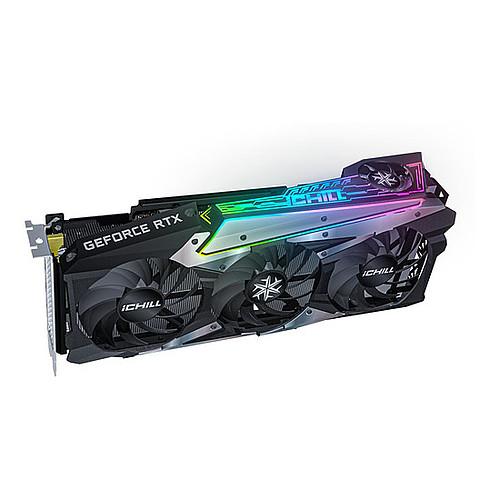 INNO3D GeForce RTX 3070 ICHILL X4 RGB pas cher