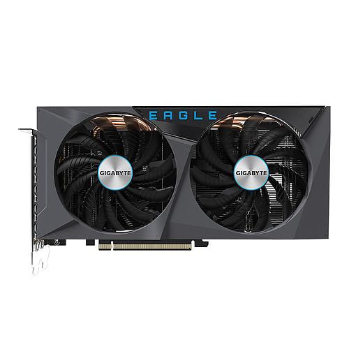 Gigabyte GeForce RTX 3060 Ti EAGLE OC 8G (rev. 2.0) (LHR) pas cher
