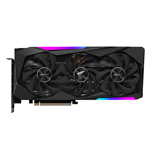 Gigabyte AORUS GeForce RTX 3060 Ti MASTER 8G pas cher