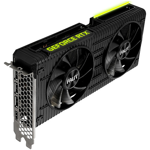 Palit GeForce RTX 3060 Ti Dual (LHR) pas cher