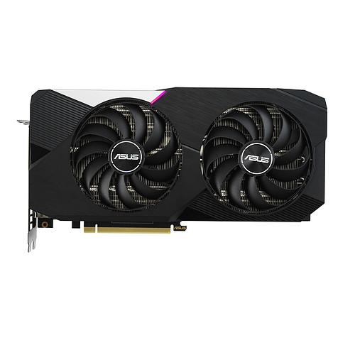 ASUS GeForce RTX Dual 3060 Ti O8G pas cher