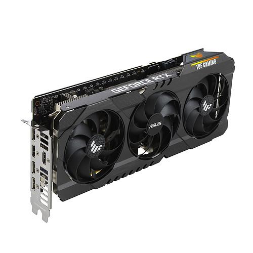 ASUS TUF GeForce RTX 3060 Ti O8G GAMING pas cher