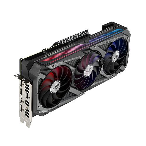 ASUS ROG STRIX GeForce RTX 3060 Ti O8G GAMING pas cher