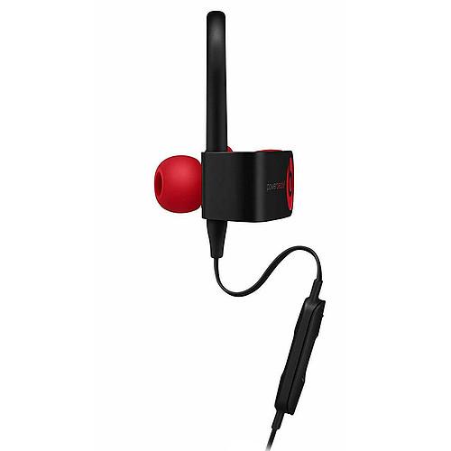 Beats PowerBeats3 Noir/Rouge pas cher