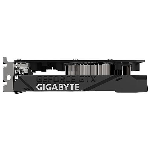 Gigabyte GeForce GTX 1650 D6 OC 4G rev. 1.0 pas cher