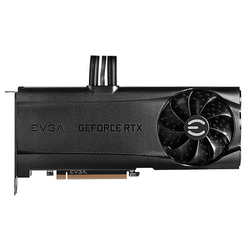 EVGA GeForce RTX 3090 XC3 ULTRA HYBRID GAMING pas cher
