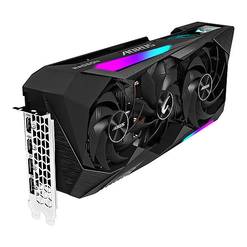 Gigabyte AORUS Radeon RX 6800 XT MASTER pas cher