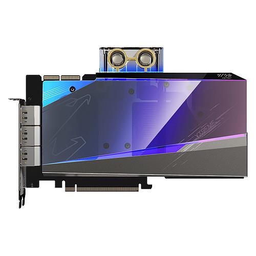 Gigabyte AORUS GeForce RTX 3090 XTREME WATERFORCE WB 24G pas cher