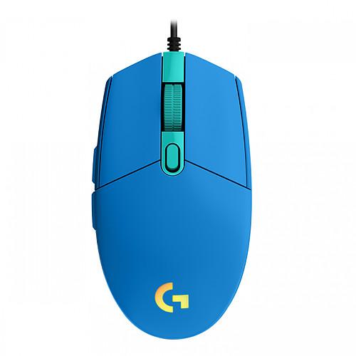 Logitech G203 LightSync (Bleu) pas cher