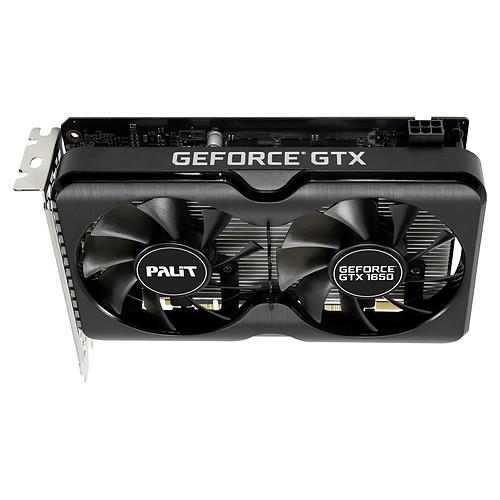 Palit GeForce GTX 1650 GamingPro pas cher