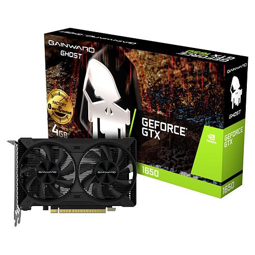 Gainward GeForce GTX 1650 D6 GHOST OC pas cher