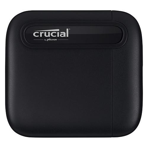 Crucial X6 Portable 500 Go pas cher
