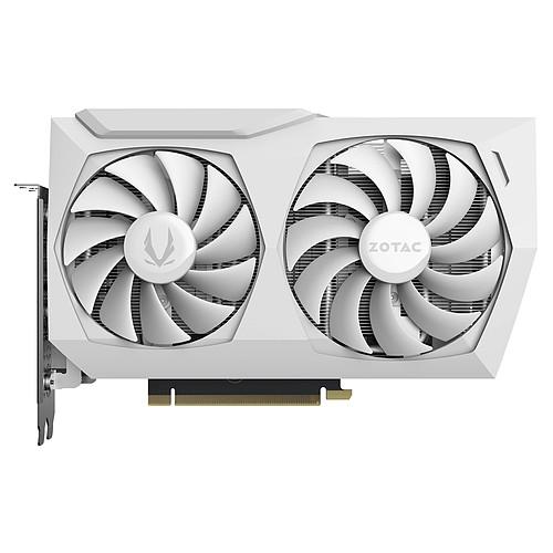 ZOTAC GeForce RTX 3060 AMP White Edition pas cher