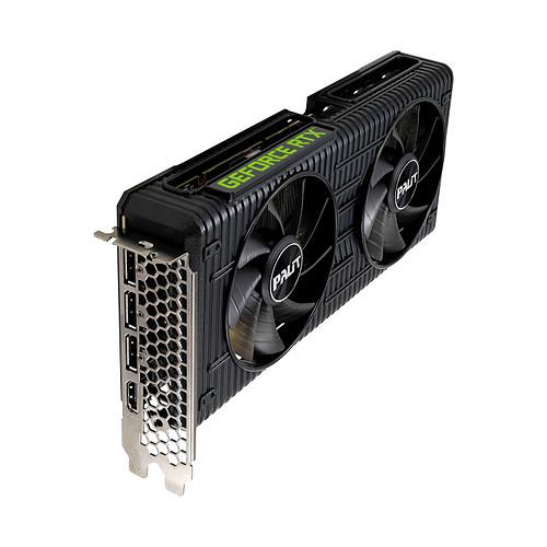 Palit GeForce RTX 3060 Dual OC (LHR) pas cher