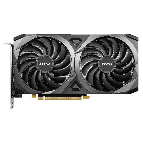 MSI GeForce RTX 3060 Ti VENTUS 2X 8G V1 pas cher