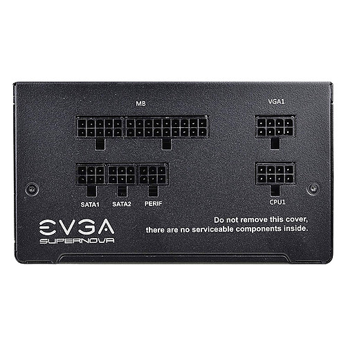 EVGA SuperNOVA 550 GT pas cher