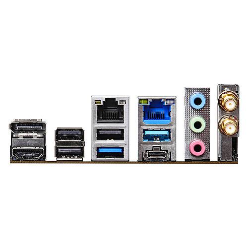 ASRock H570M-ITX/AC pas cher