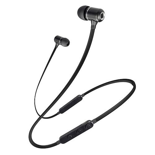 Schneider Earphones Bluetooth Micro Noir pas cher