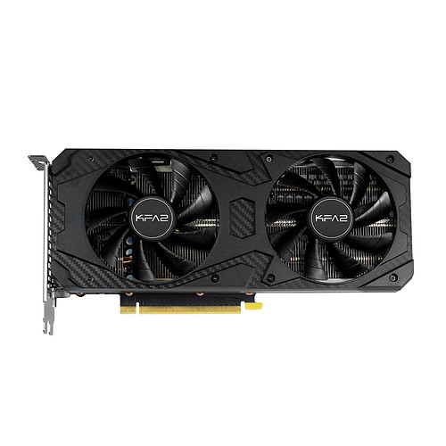 KFA2 GeForce RTX 3060 (1-Click OC) LHR pas cher