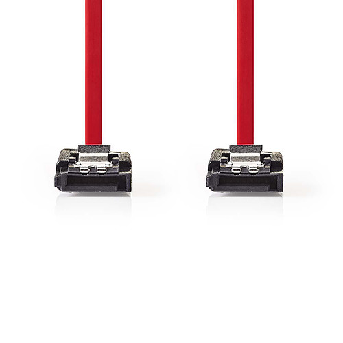 Nedis Câble SATA avec verrou (50 cm) pas cher