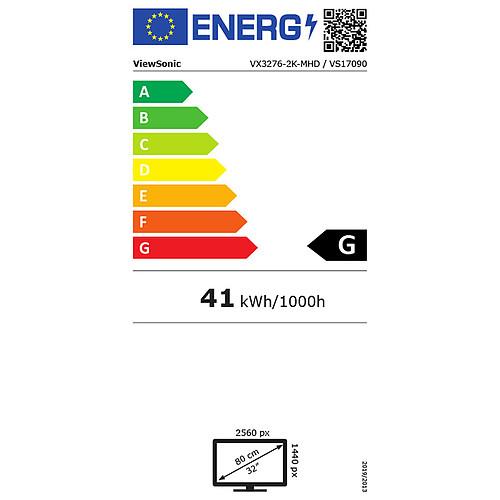 """ViewSonic 32"""" LED - VX3276-2K-mhd pas cher"""