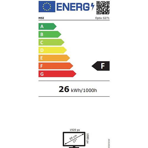 "MSI 27"" LED - Optix G271 pas cher"