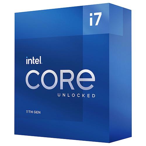 Intel Core i7-11700K (3.6 GHz / 5.0 GHz) pas cher
