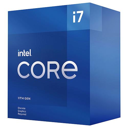 Intel Core i7-11700KF (3.6 GHz / 5.0 GHz) pas cher