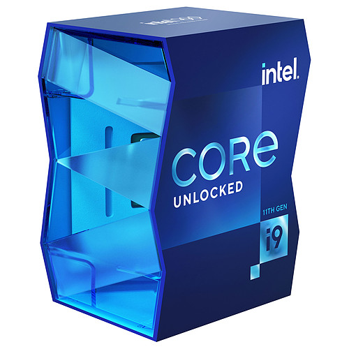 Intel Core i9-11900K (3.5 GHz / 5.3 GHz) pas cher