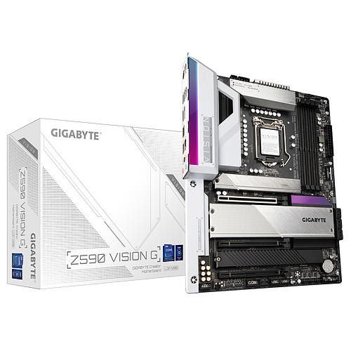Gigabyte Z590 VISION G pas cher