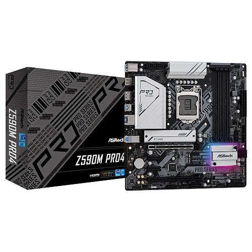 ASRock Z590M Pro4 pas cher