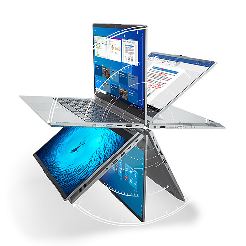 Lenovo ThinkBook 14s Yoga ITL (20WE0001FR) pas cher
