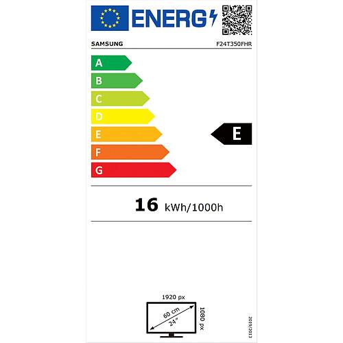 """Samsung 23.8"""" LED - F24T350FHR pas cher"""